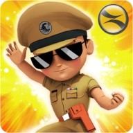 Little Singham - No 1 Runner