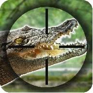 Crocodile Hunt and Animal Safari Shooting Game