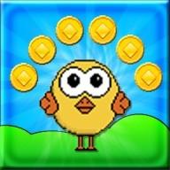 Happy Chick - Platform Game