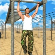 US Army Training School Game: Obstacle Course Race
