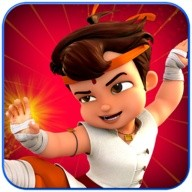 Chhota Bheem Kung Fu Dhamaka Official Game
