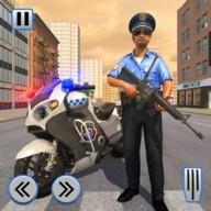 Police Moto Bike Chase – Free Simulator Games
