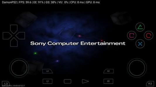 Emulator PS2 - DamonPS2 - Emu PS2 PPSSPP PSP PS2