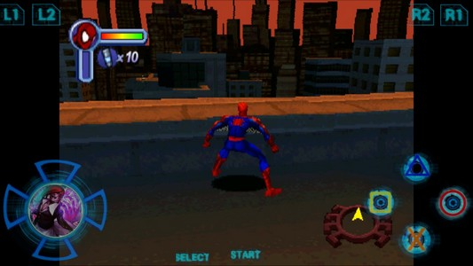 SPIDER-MAN 2 by anirudha