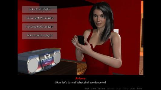 Ariane date Games Like