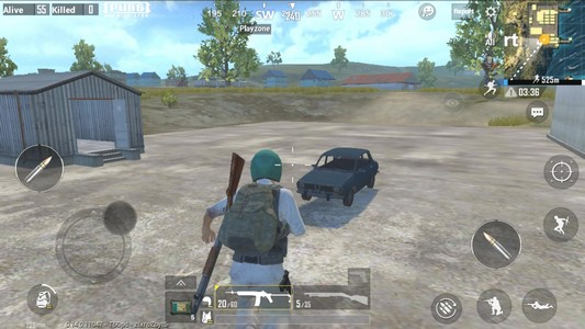 BETA PUBG MOBILE LITE