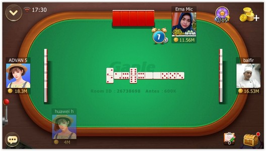 Domino Qiuqiu 99 Remi Android Game Apk Com Dominocard Uptodown By Vigor Download To Your Mobile From Phoneky