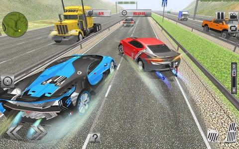 Autounfall Spiele