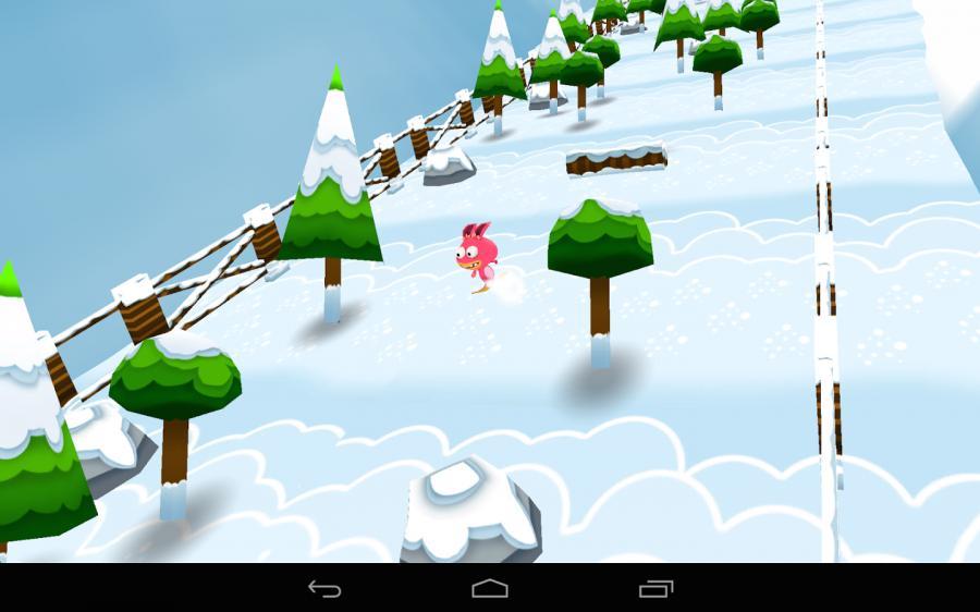 Lapin de ski (Ski Rabbit)