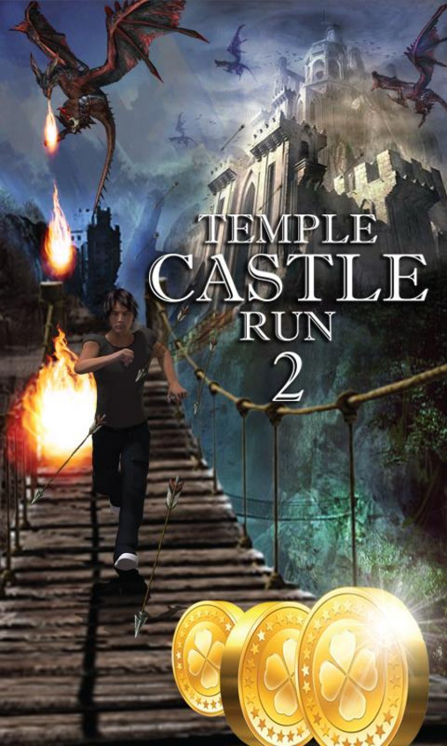 Temple Castle Run 2