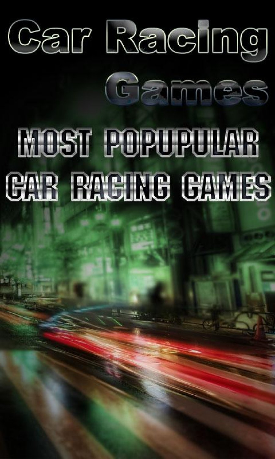 Car Racing Games Android Phoneky