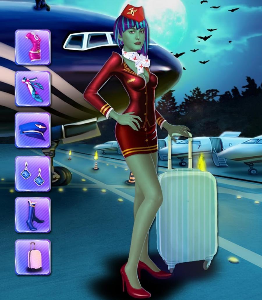 Beauty Salon! Monster Girl SPA
