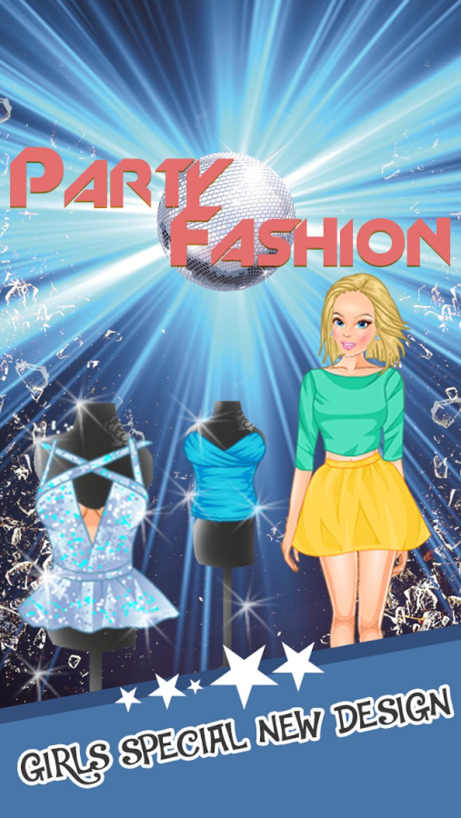 Fashion dress up party 74