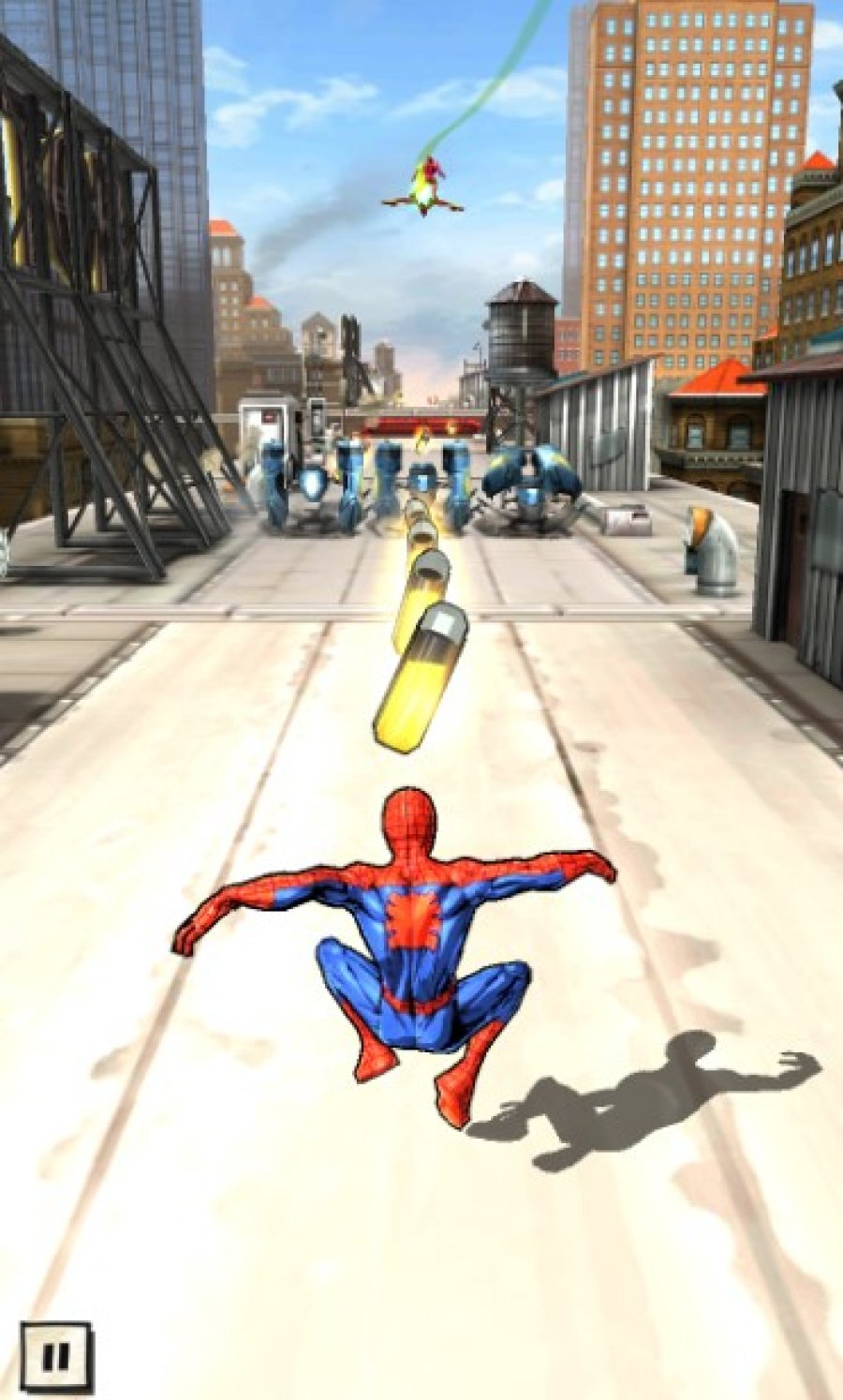 The Amazing Spider Man 2 Apk Description Overview for Android
