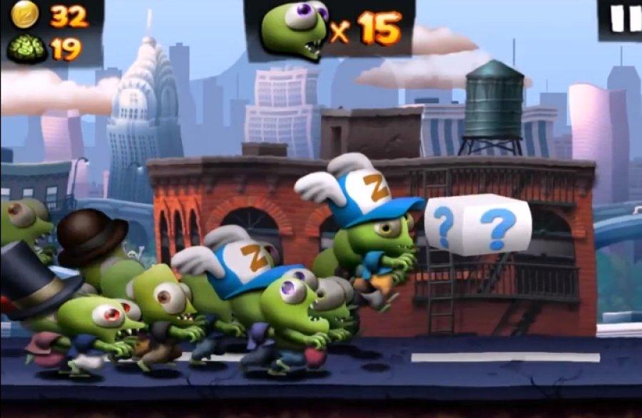 Zombie Tsunami Android Game APK (net.mobigame