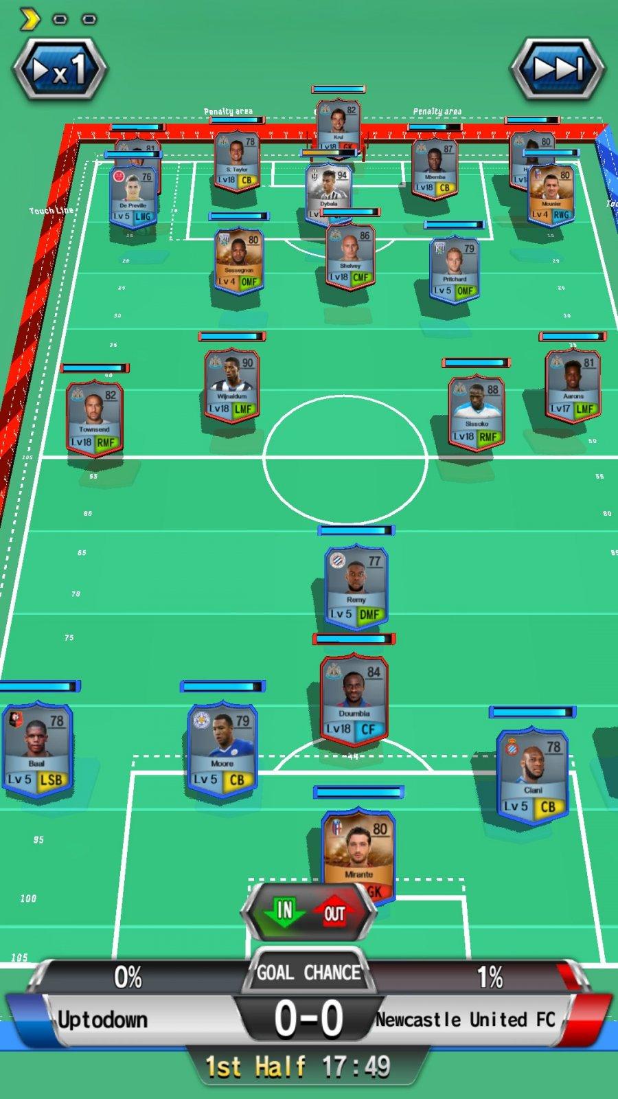 FIFA Soccer: Prime Stars
