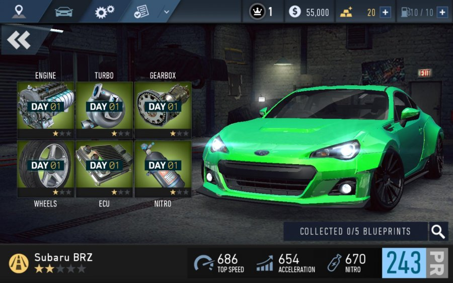 need for speed no limits android english version
