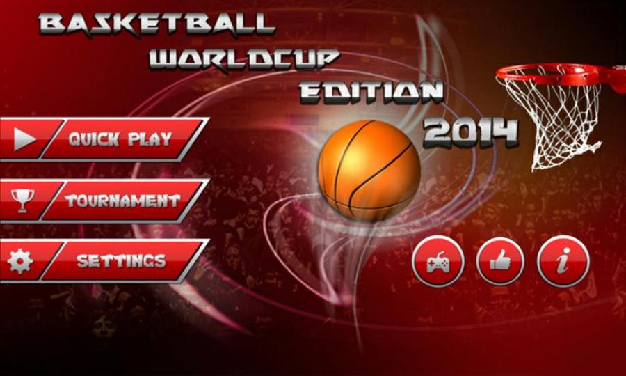 Real Basketball Worldcup 2014