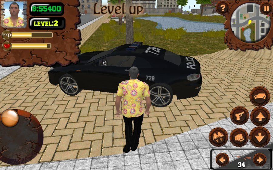 Real Gangster Crime 2 Android Game APK (com.gta.real ...