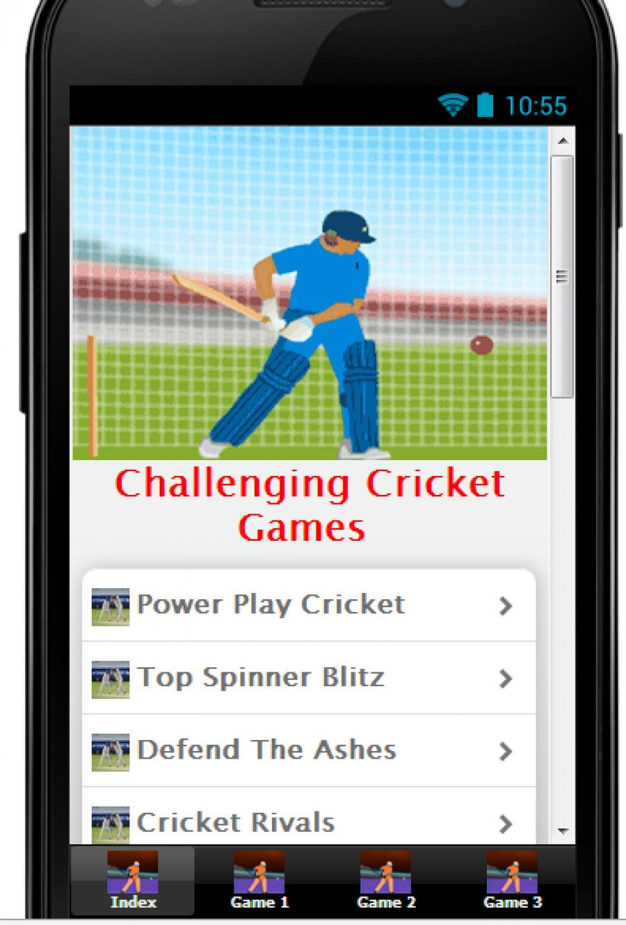 Superb Cricket Games