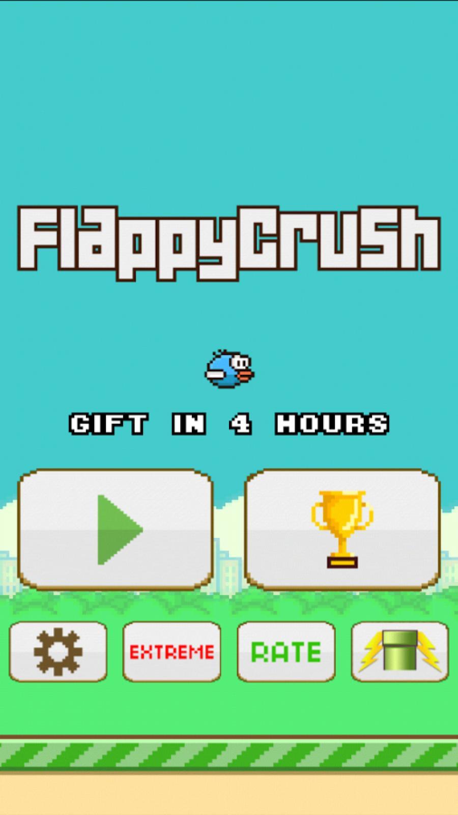 Flappy Crush