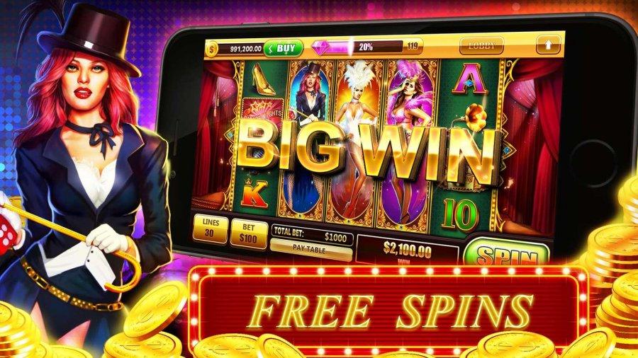 Free casino slots 1000