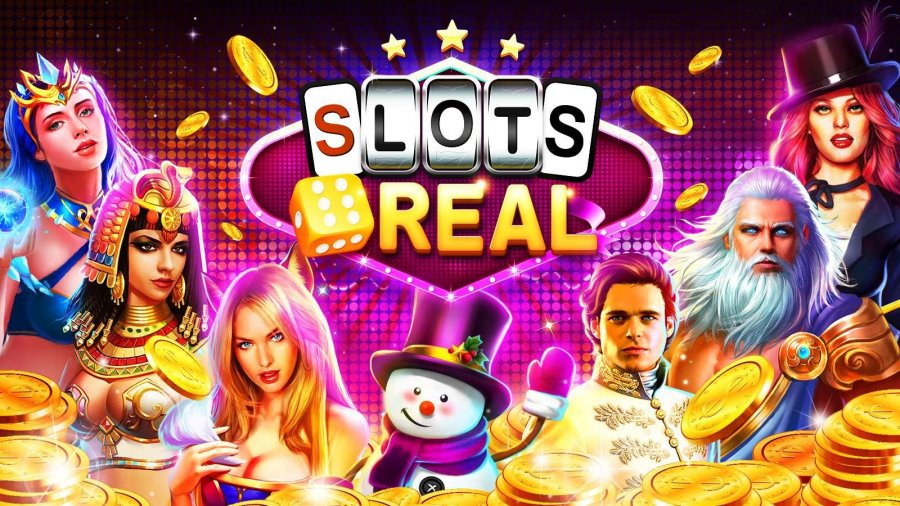 Real slot machine app android
