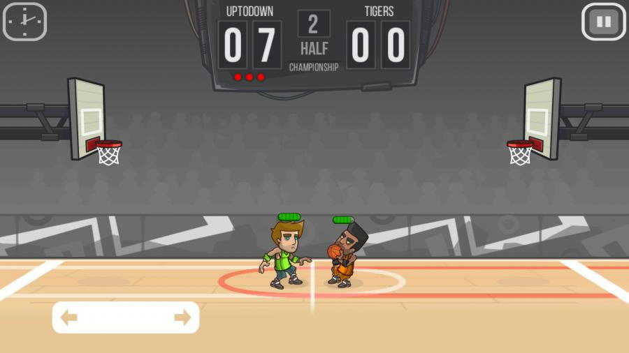 篮球之战 (Basketball Battle)