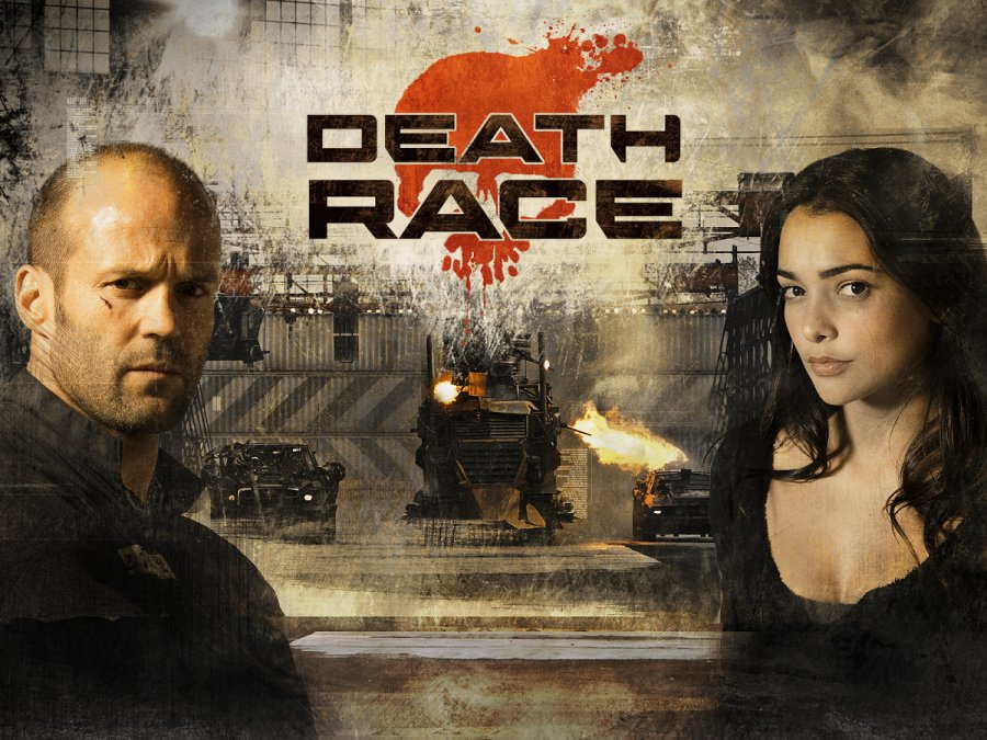 Death Race ® - Shooting Games in Racing Cars