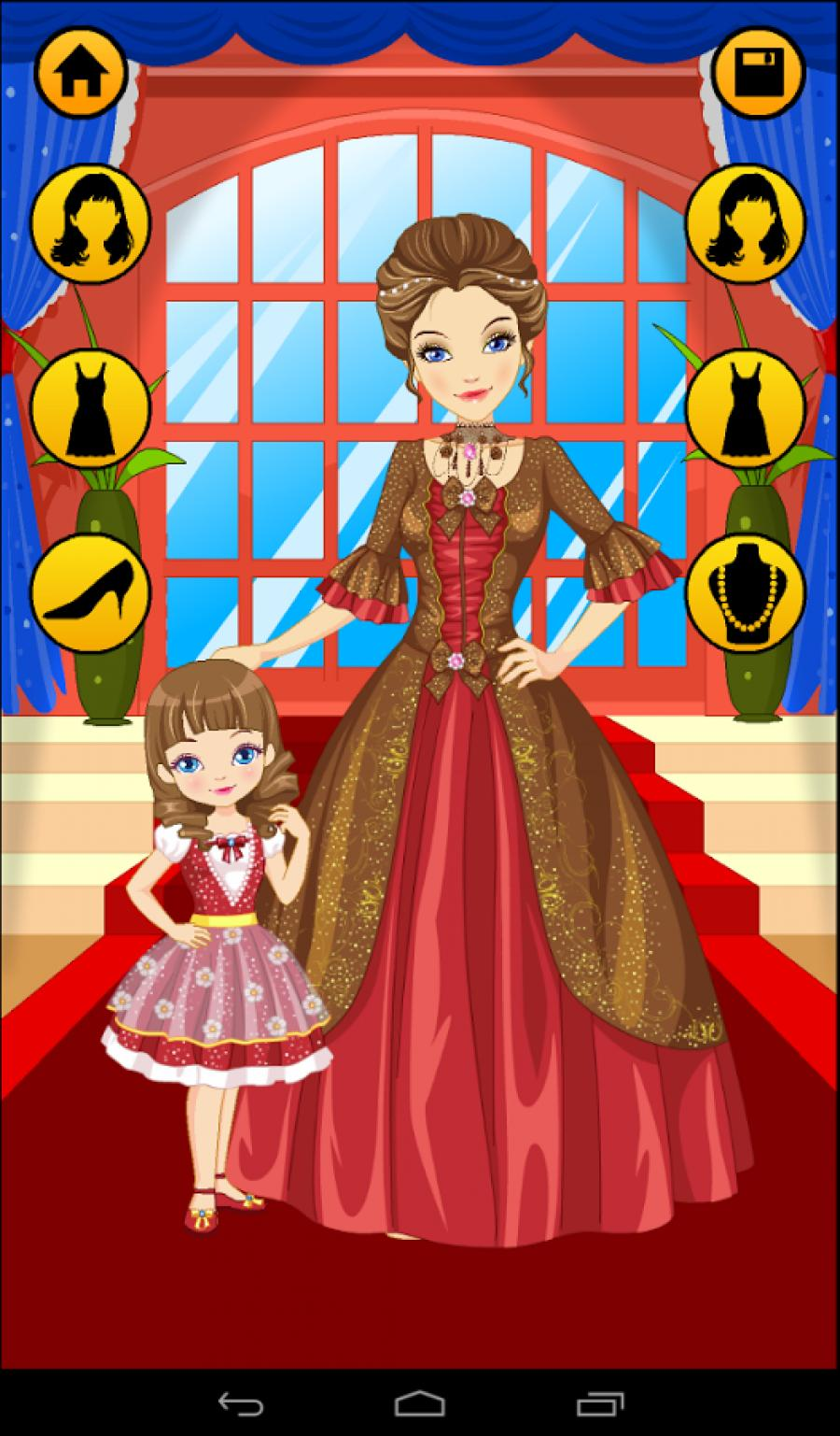 Dress Up Games - Play Free Online Girl Games at Little girl fashion dress up games