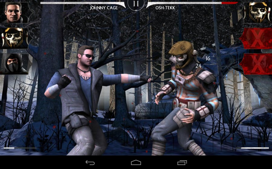 mortal kombat x android game apk comwbgoogmkx by