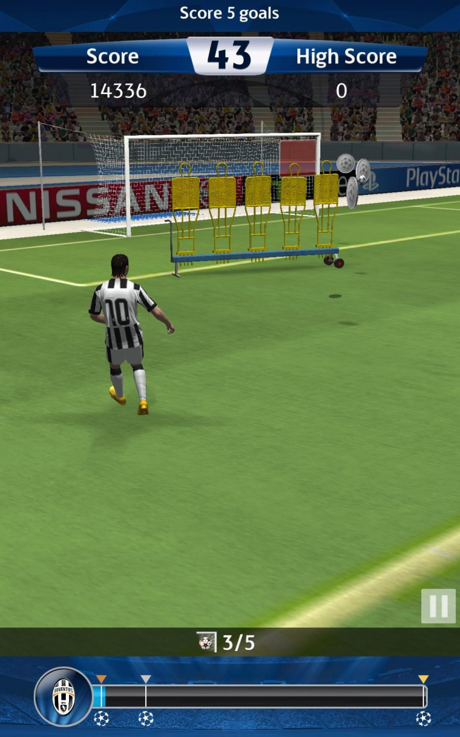 Download game pes android phoneky