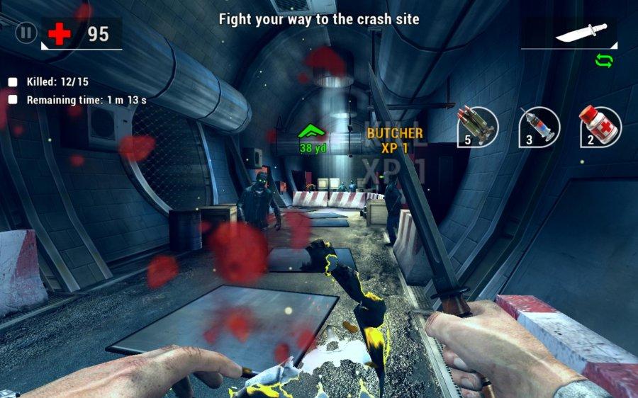 UNKILLED - Zombiehorden Überlebens Shooter