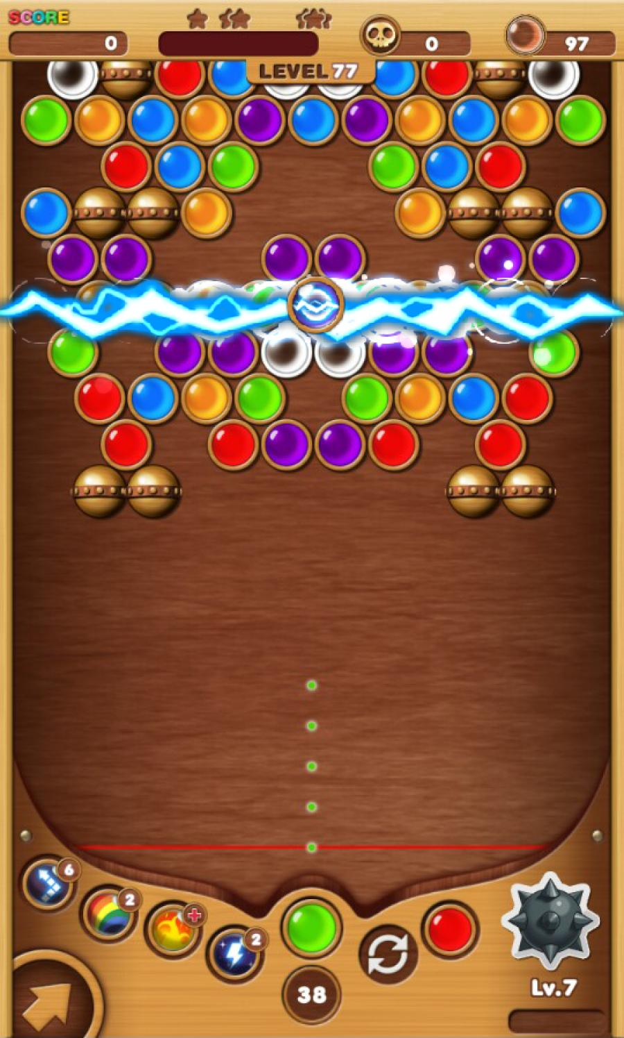 Bubble Shooter King2