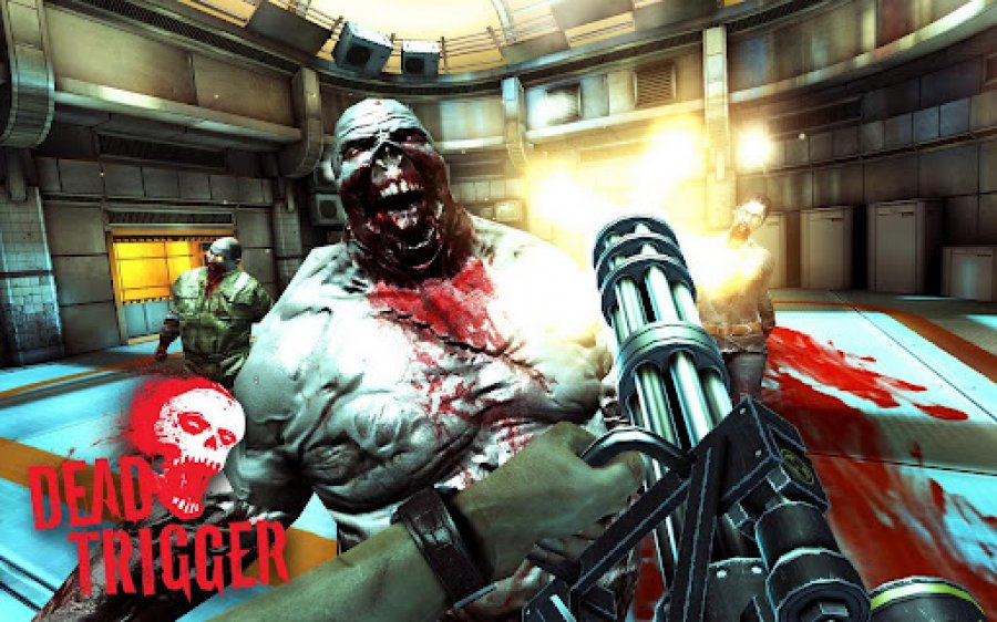 Dead Trigger - Offline FPS Zombies Shooting Game