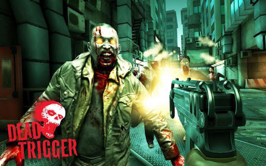 Dead Trigger - Offline FPS Zombies Shooting Game