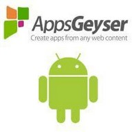 Appsgeyser - Free Android App Creator