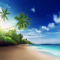 Bãi biển Hình Nền Động