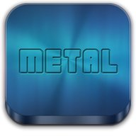 Metal Free(APEX NOVA GO THEME)