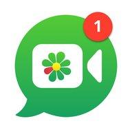ICQ: Messenger für sichere Videoanrufe und Chats