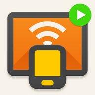 Truyền tới TV & Chromecast : phát video lên tivi