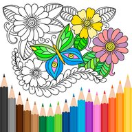 Coloriage anti stress ? pour adulte