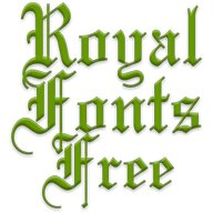 Royal Fonts FlipFont Gratuit