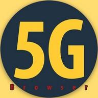 5G Internet Browser: Light & Fast - Speed Browser