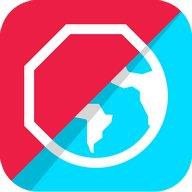 Adblockブラウザー:広告のブロックと高速ブラウジング