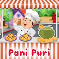 PaniPuri Maker-cuisine de rue indienne Golgappa
