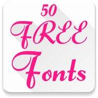 Phông chữ cho FlipFont 50 #6