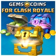 Gems & Coins for Clash Royale 2019