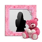 Cute Pink Photo Frames