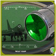 Night Vision Simulated
